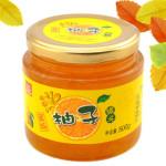 糖客 蜜炼蜂蜜柚子茶500g