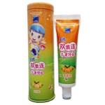 三精双黄连儿童牙膏(香橙味)60g
