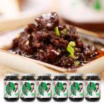 仲景 香菇酱原味6瓶1290g 咸淡适口营养拌饭拌面酱 河南特产