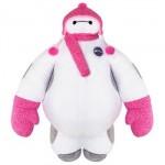 迪士尼Disney 超能陆战队 正版快乐大白戴帽毛绒玩具布娃娃玩偶 3#(约50cm)