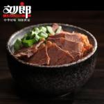 刘郎 五香牛肉 卤牛肉黄牛肉熟食酱牛肉腱子肉干 小吃零食200g