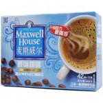 MAXWELL HOUSE 麦斯威尔 三合一原味速溶咖啡42条盒装 coffee