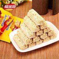 福派园 燕麦巧克力麦片饼干糕点休闲零食品糖果喜糖500g央视推荐