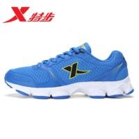 XTEP特步 男鞋秋冬跑步鞋旅游休闲鞋子耐磨跑鞋减震运动鞋987219111715 两色可选
