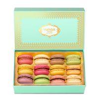 玛呖德 正宗法式手工马卡龙甜点西式糕点休闲零食品12枚甜品礼盒装
