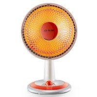 SINGFUN先锋 DF1002 小太阳取暖器 电暖小暖阳 摇头电暖气 节能省电家用电热扇