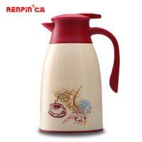 仁品 保温壶 家用玻璃内胆热水瓶 欧式保温瓶 暖壶 暖水壶 真空小暖瓶 多款可选