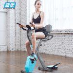 蓝堡 MIN816动感单车家用超静音室内磁控车脚踏健身器材运动自行车健身车 多款可选