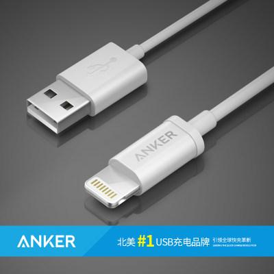 anker mfi认证苹果数据线苹果5s 6s 7plus手机iphone6充电数据线