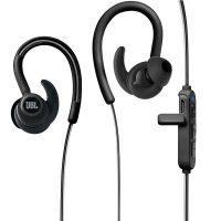JBL Reflect Contour无线蓝牙耳机通用挂耳式防汗防脱运动重低音耳机