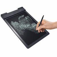VSON WP9310 乐写液晶手写板 儿童绘画涂鸦电子黑板 光能写字板手绘画板 5寸