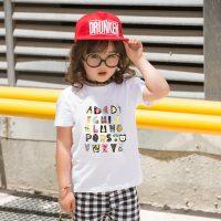 南极人 女童短袖t恤纯棉夏季 小猪佩奇童装宝宝半袖儿童夏装 多色可选