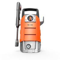 亿力 YLQ4461C 高压洗车机神器家用220v全自动清洗机车载洗车器洗车水枪 +家用吸尘器