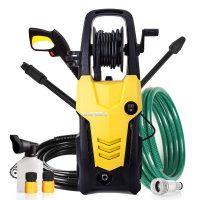 LAVOR STM拉瓦 高压洗车机神器家用220V车载洗车器刷车泵便携式清洗机水枪