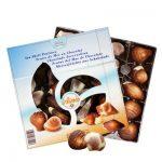 比利时GuyLian吉利莲 埃梅尔贝壳巧克力礼盒 进口零食情人节礼物 250g