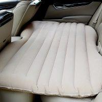 密迪尔 升级加厚植绒充气 车载充气床垫轿车后排座用睡垫汽车车震床气垫床SUV成人旅行床
