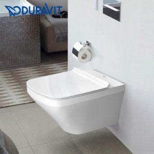 253709 家用墙排式马桶节水入墙壁挂式坐便器(搭配二代水箱)