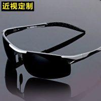 锐盾 8177三代版 2017新款偏光镜定制近视太阳镜男士墨镜正品驾驶镜度数眼镜开车潮