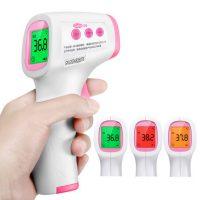 可孚 HTD8813B 电子体温计新生儿童额头高精度家用医用婴儿精准发烧体温表探热器