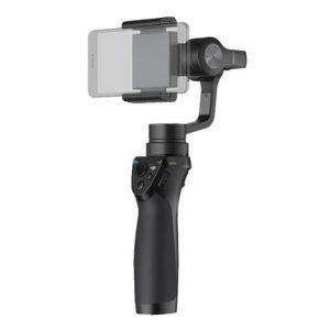 DJI大疆 灵眸Osmo Mobile 防抖手机云台 手持稳定器 黑色版(送容量电池+底座)