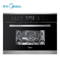 Midea美的 TQN34FGJ-SA嵌入式蒸箱烤箱一体机电蒸烤箱二合一家用