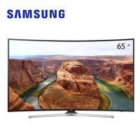 Samsung三星 UA65MUC30SJXXZ 65吋4k超高清智能网络曲面电视