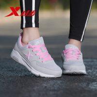 XTEP特步 女鞋春季新款运动鞋正品2018跑步鞋透气网面休闲旅游慢跑鞋子 多款可选